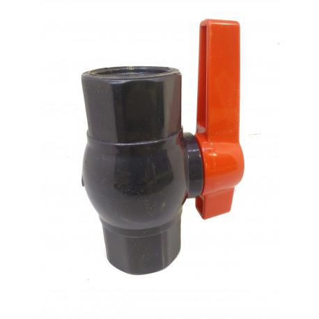 Válvula Esférica Plastica 1 Latynplast Riego